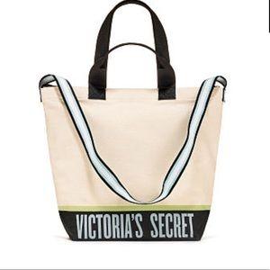 Victoria's Secret Canvas Cooler Tote